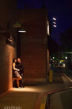 Night time engagement