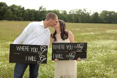 Where you go, I will go   Southern Engagement