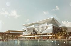 Hassell Project - Darling Harbour Live 2013