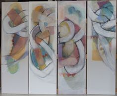 New works:  Moving Art