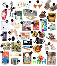 2018 Epic Stocking Stuffer List: 62 Picks for Kids and Teens - Enjoying the Small Things Stocking Stuffers For Boys, Christmas Stocking Stuffers, Trending Christmas Gifts, Holiday Gifts, Santa Gifts, Santa Stocking, Holiday Fun, Gifts For Teen Boys, Gifts For Teens