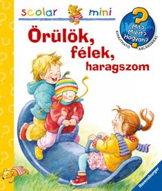 Örülök, félek, haragszom - Scolar Mini - ez nagyon kell Books To Read Before You Die, Kindergarten, Reading Strategies, Happy Baby, Antique Books, Book Recommendations, Handmade Crafts, Book Quotes, Book Worms