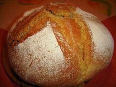 sutoporos kenyer (vacsinalam.cafeblog.hu) Izu, Food, Baguette, Breads, Rye, Cooking, Bread Rolls, Essen, Bread