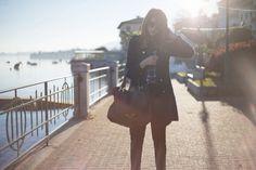 OUTFIT PER UN PRANZO IN RIVA AL LAGO - fashion blogger italia