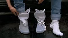 Nike Designer Says Marty McFly's Power Laces Are Coming Next Year