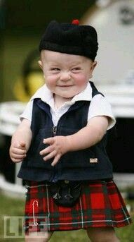 "Little Rascal..."" I'm not wearing my diaper....hehehe ""!!!!"