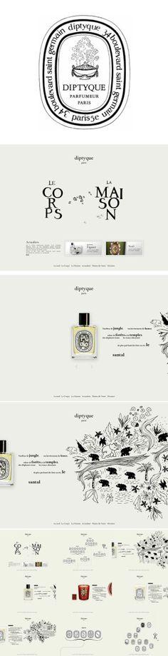 手繪出香水的氣息 | MyDesy 淘靈感