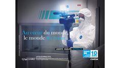 GEDEON Broadcast design company / France 24 - 10 years anniversary France 24, 10 Year Anniversary, 10 Years, Communication, Paris, Design, Montmartre Paris, Paris France