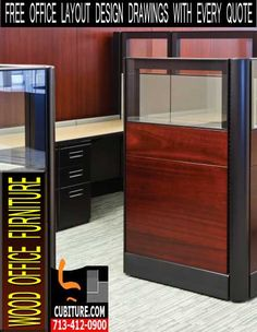 Wood Office Furniture gives any style of decor a grounded, natural look. It also conveys a sense of class and sophistication wherever it is used.