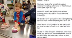 #World #News  This boy with autism had the best shopping experience ever  #StopRussianAggression #lbloggers @thebloggerspost