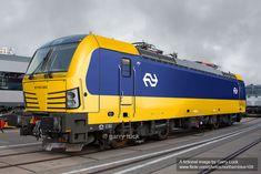 Locs, Holland, Dutch, Industrial, World, Locomotive, Nostalgia, The Nederlands, Dutch Language