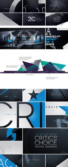 A&E Critics' Choice Awards | Viewpoint Creative