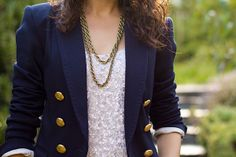 Rope-chain-necklace by Alterations Needed, via Flickr