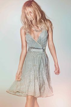 TWIN-SET Simona Barbieri: criss cross tulle dress