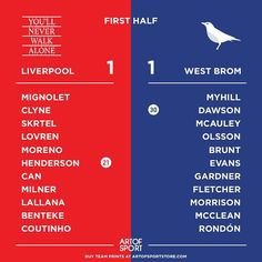 BROM KEEP THE GAME ALIVE!  #WBA #westbrom #Liverpool #lfc #ynwa