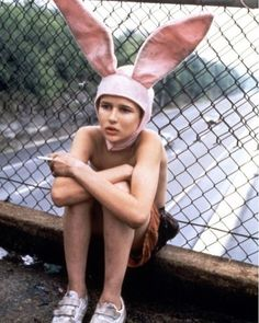 To know more about Harmony Korine Gummo, visit Sumally, a social network that gathers together all the wanted things in the world! Featuring over 53 other Harmony Korine items too! Harmony Korine, Poster S, Foto Art, Jolie Photo, Easter Bunny, Happy Easter, Easter Bonnets, Pulp Fiction, Art Inspo