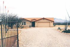 7/22/16. Serene location with surrounding views! Custom home on 8 acres, fenced & cross fenced. 3BR/2.5BA, 2 car garage & detached garage. Rustic style features, pellet stove & lots of storage. Extended covered patio & a must-see kid-friendly back yard. Reduced to $261,000. Call Angelina Pequeño, 520-439-3917, or email AngelinaP@LongRealty.com. www.AngelinaP.LongRealty.com. Direct MLS link at www.AZrealestatepress.com. Get more info on page 40 of the current REP.