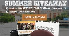 How are you spending this off season? Get hyped for September with this great giveaway. Click here to enter!