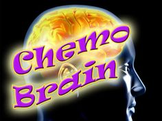 chemo brain, chemotherapy, side effect, memory problems,PET/CT