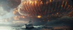 """And it's safe to say that the aliens are coming back even bigger and badder for the sequel. 
