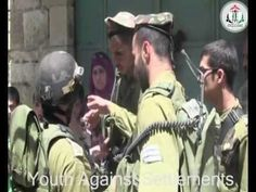Israeli Soldiers arresting and beating children in Hebron  |  You can see the female Israeli settler is inciting and antagonizing the the Palestinians.  ... kd