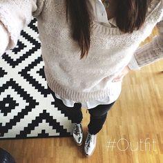 Mein Reise-Outfit des Tages ... heute geht's nach Linz | inklusive meiner neuen Treter  #outfit #vienna #wien #look #fashionblogger