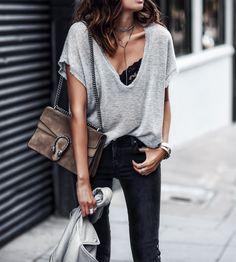 dressed-up tee