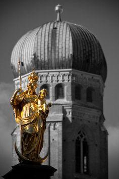 Fraunkirche, Munich, Germany