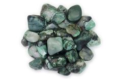 Hypnotic Gems Materials: 1 lb Emerald Tumbled Stones 'AA' Grade from Brazil - Bulk Natural Polished Gemstone Supplies for Wicca, Reiki, and Energy Crystal Healing *Wholesale Lot* *** Discover this special deal, click the image : Indoor Fountains