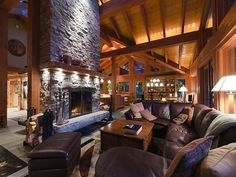 Luxury Ski Chalet in Whistler, Canada Whistler, Chalet Interior, Interior Design, Jacuzzi, Raised House, Lodge Style, Chalet Style, Timber House, Ski Chalet