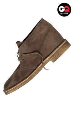 Clarks® Originals 'Desert' Boot #Nordstrom #GQSelects