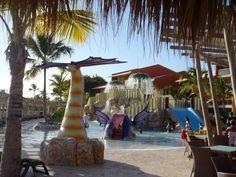 water park at Barcelo Bavaro Palace Resort in Punta Cana