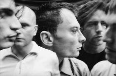Radiohead, St. Louis, 1993, Ph. Nitin Vadukul