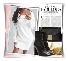 """""""Bez naslova #84"""" by fashion-with-lela ❤ liked on Polyvore featuring Calvin Klein and E L L E R Y"""
