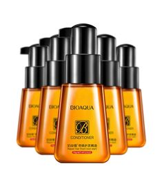 BIOAQUA Rose Olives Honey Protect Hair Essence Hair Oil 70ml Moisturizing Repair Hair Essence Oil Hair Care