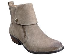 Nine West boots - perfect for fall (and comfy!)