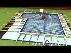 УШП - YouTube Home Technology, Construction, Dom, Beach Mat, Foundation, Outdoor Blanket, How To Plan, House, Houses