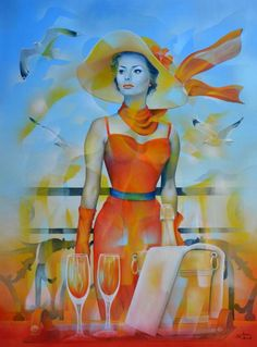 hommage à Sophia Loren (hôtel intercontinental carlton de Cannes)