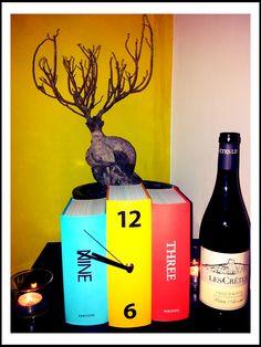 Wine and Books?