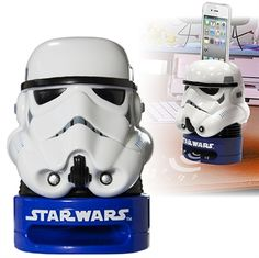 Picture of Star Wars Stormtrooper ™ ECO Sound Box
