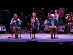 Christmas Celtic Sojourn, 2012: Jon and Nathan Pilatzke, with Cara Butler. Chair Dance. - YouTube