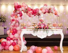 Balões que encantam!! Decor by @created_by_naomi ! #Baloes #Decor #partydecor #instaparty