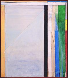 beenaround-ordinaryperson: Richard Diebenkorn, Ocean Park No....