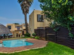 Townhouse in Glenvista, South Africa, Gauteng Property For Sale, Townhouse, South Africa, Real Estate, Clouds, Mansions, House Styles, Outdoor Decor, Home Decor
