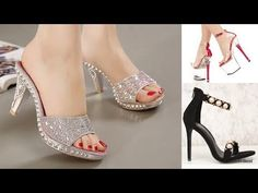 011262c94ca Stylish Heels Designs For Ladies - Fashion Accessories For Girls - YouTube