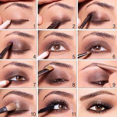 Smokey Eye Makeup Technique | Beauty Zone