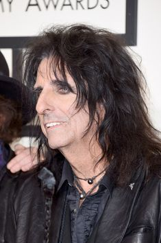 Alice Cooper Photos Photos - Singer Alice Cooper of the Hollywood Vampires attends The 58th GRAMMY Awards at Staples Center on February 15, 2016 in Los Angeles, California. - The 58th GRAMMY Awards - Arrivals