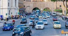 Ancora targhe alterne. Blocco del traffico venerdì e sabato   http://www.mipiaceroma.it/notizie/ancora-targhe-alterne-blocco-del-traffico-venerdi-e-sabato