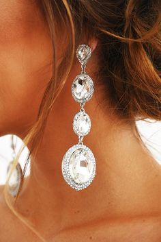 Keep It Cool Earrings: Silver #shophopes
