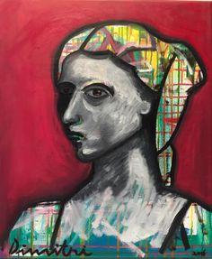 Online veilinghuis Catawiki: Dimitri Spijk - Vrouw #woman #lady